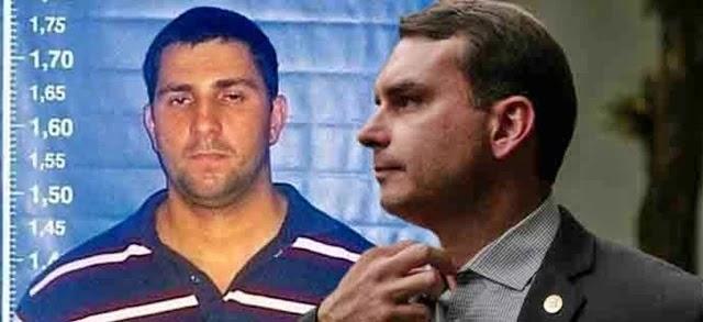 O ex-policial militar Adriano Magalhães da Nóbrega