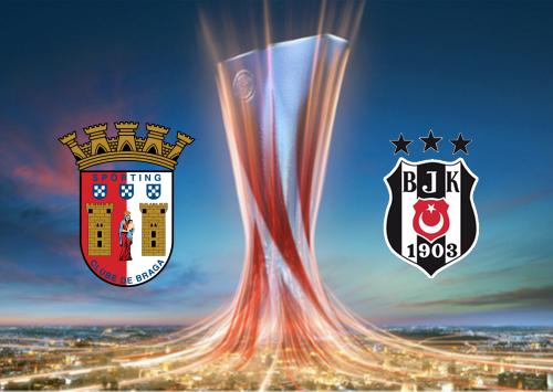 Sporting Braga vs Beşiktaş -Highlights 7 November 2019