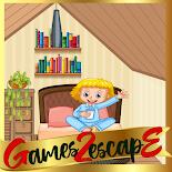 Games2Escape - G2E Little Girl Room Escape