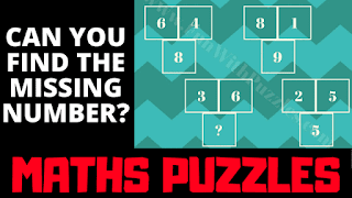 Can you find the missing number in this hard math logic question?