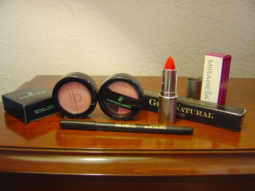 Wantable Makeup Box May 2014