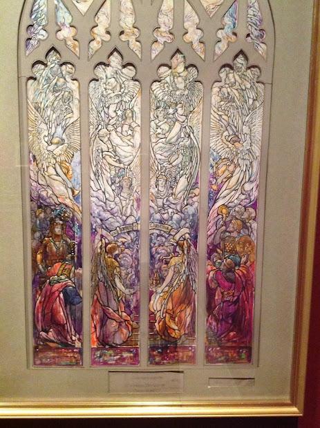 Ad Imaginem Dei Louis . Tiffany And Art Of Devotion