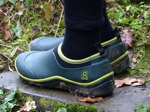 Dívčí boty do mokra