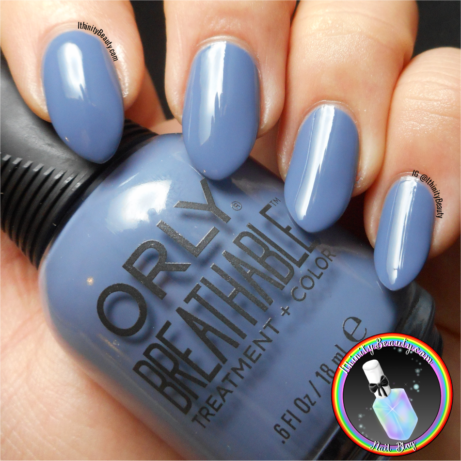 ORLY Breathable Review - Part 1 | IthinityBeauty.com Nail Art Blog
