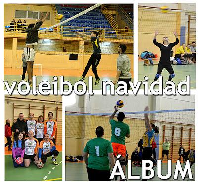 Voleibol Aranjuez Navidad