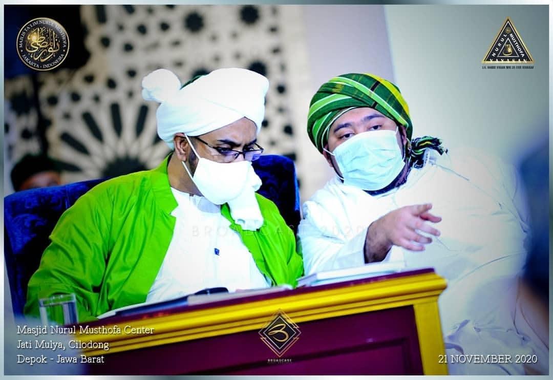 Galeri Masjid Nurul Musthofa Center 211120