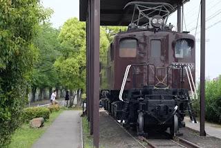 EF15形電気機関車120号機