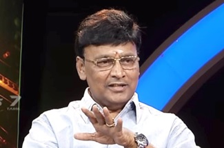 Interview with K. Bhagyaraj 20-01-2018 News 7 Tamil