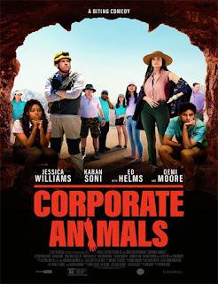 Corporate Animals (2019) | DVDRip Latino HD GoogleDrive 1 Link