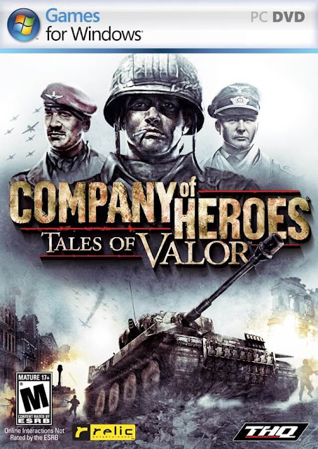 Company of Heroes Tales of Valor Download Full Game Free For PC