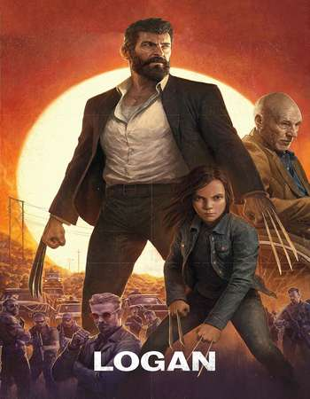 Logan 2017 Hindi Dual Audio BRRip Full Movie Download