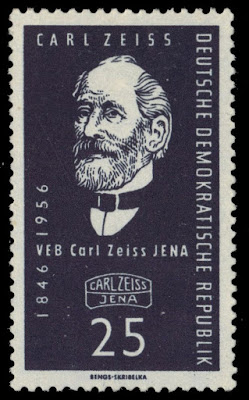Carl Zeiss Optical Works 100th Anniversary