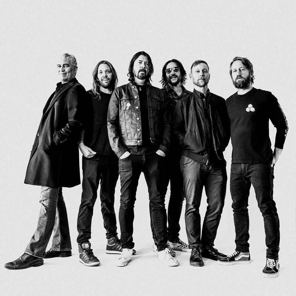 Download Foo Fighters - Discography - 1995-2017, MP3 - SoftArchive