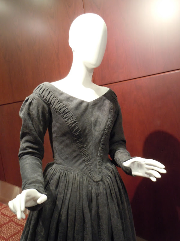 Jane Eyre movie outfits