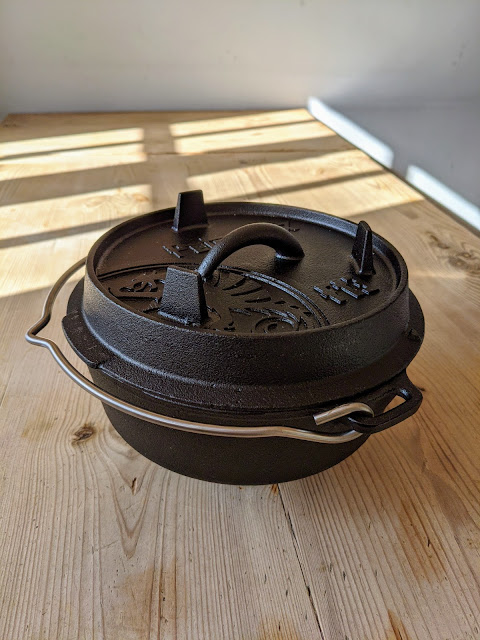 Dutch Oven ft3