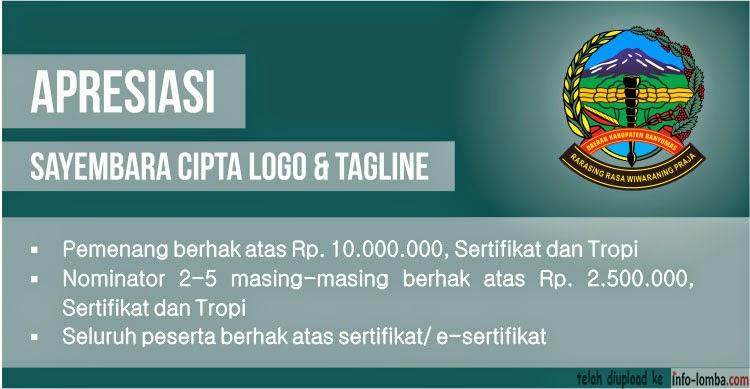 Sayembara Cipta Logo Dan Tagline Kabupaten Banyumas