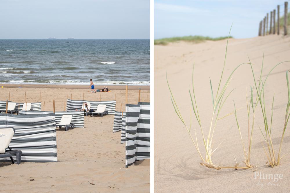 Wassenaar beach Holland