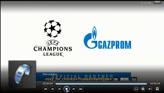 إضافة awesome streams لمشاهدة أفضل القنوات العالمية على برنامج  kodi