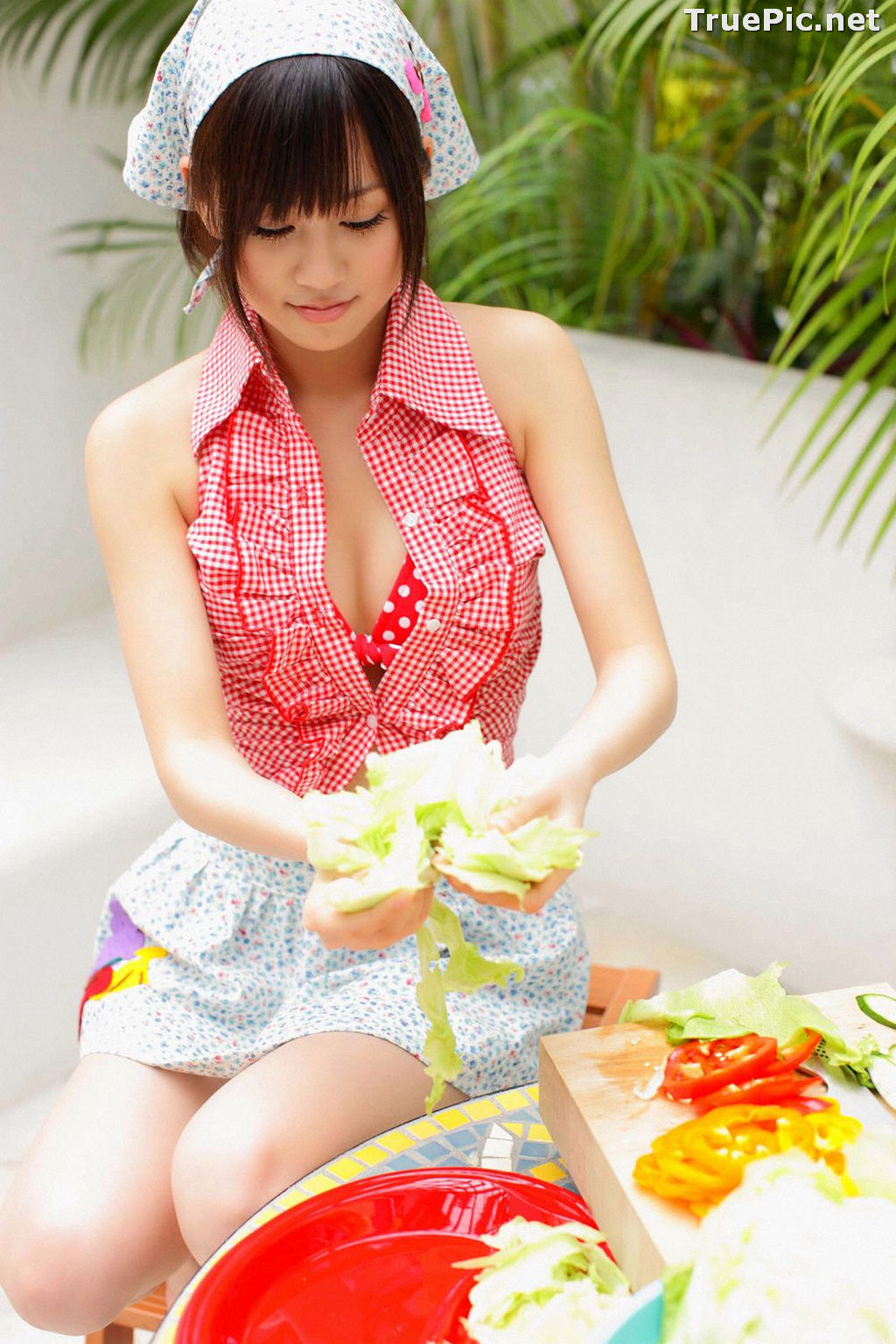Image [YS Web] Vol.330 - Japanese Actress and Singer - Maeda Atsuko - TruePic.net - Picture-7