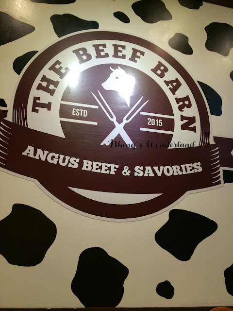 The Beef Barn: Angus Beef & Savories