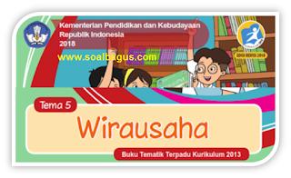 Download Soal Ulangan harian/ ulhar, kelas VI smt 1 tematik tema 5, subtema 1 2 3 kuritilas/ k 13 + jawaban, PG, Uraian, Hots, essay