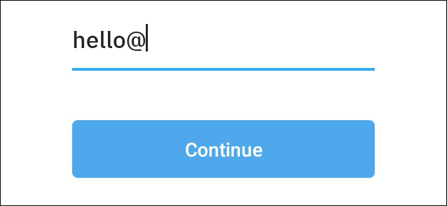 قم بتعيين بريد إلكتروني مخصص للاسترداد للتحقق من خطوتين على Telegram لنظام Android