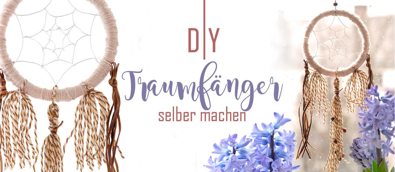 Alessas Blog Diy Traumfanger Basteln