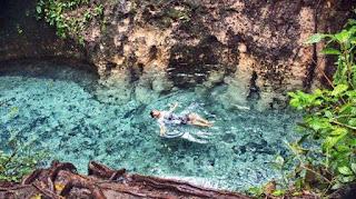 Wisata Unik Mata Air Konde Minahasa Tenggara