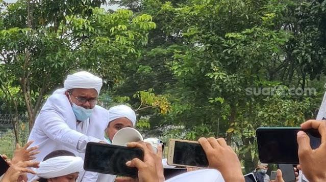 Habib Rizieq Jadi Oposisi, Pengamat: Tak Bisa Dikendalikan Pemerintah