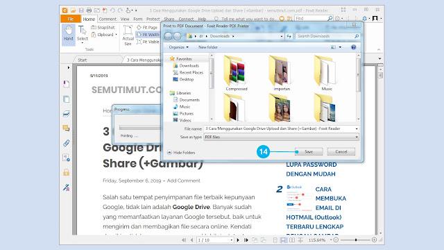 cara kompres pdf ke 100kb
