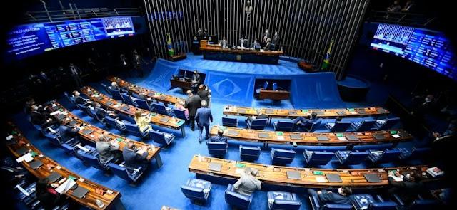 Senado aprova em 2º turno PEC da reforma eleitoral e exclui a volta das coligações