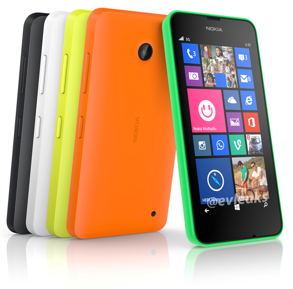 Nokia Lumia 630 rodará Windows Phone 8.1