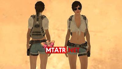 MTA SA PUBG Skins 5