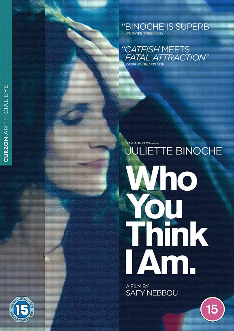 Who You Think I Am dvd
