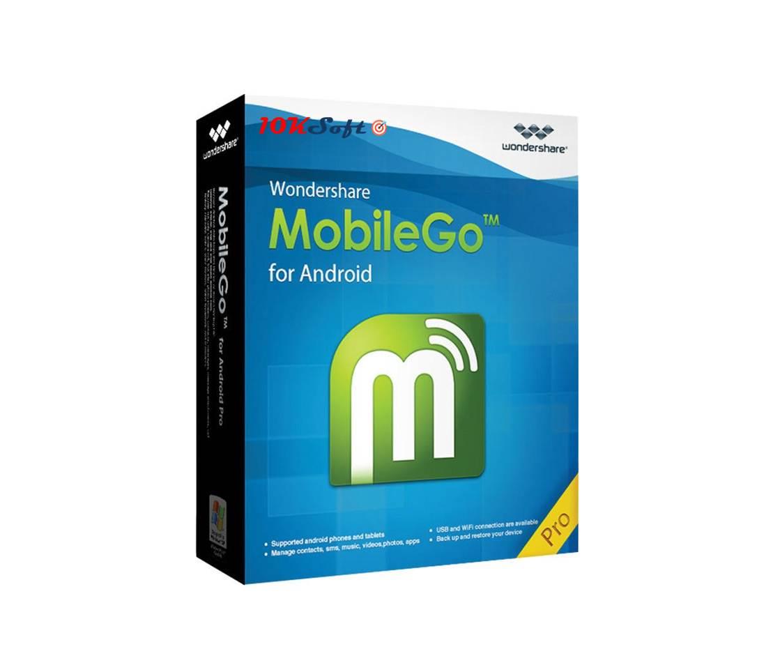 Wondershare MobileGo 8 Free Download