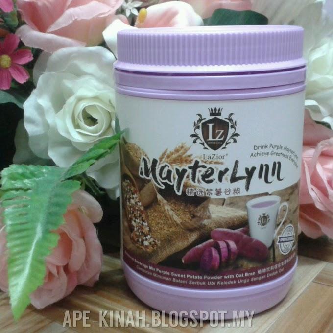 MayterLynn Sebagai Minuman Bijirin Untuk Cantik dan Sihat