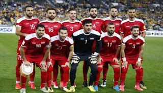 بث مباشر مباراة سوريا والكويت الودية اليوم الثلاثاء 20/11/2018 على قناة الكويت الرياضية 1