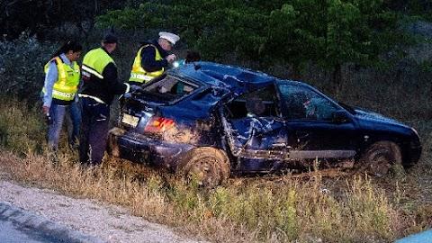 Halálos autóbaleset történt Ásotthalomnál