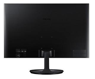 Monitor Komputer Samsung 27 Inch Tipe LS27F350FHE