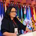 Claudia Sánchez Porras recibe reconocimiento de la OEA