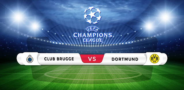 Club Brugge vs Borussia Dortmund Prediction & Match Preview