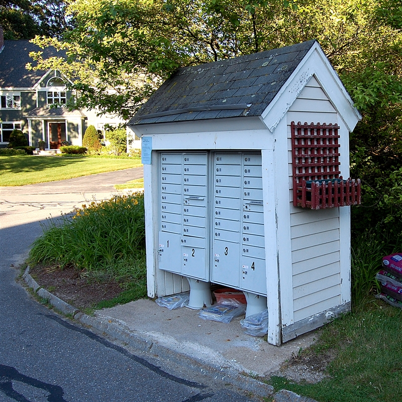Capadia Designs: Neighborhood Mailbox Project