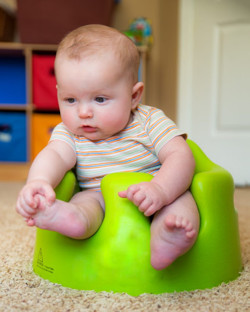 posisi baby duduk