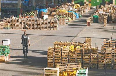 3c1dbd1a6f5 A central de abastecimento do Rio de Janeiro está conseguindo um verdadeiro  milagre