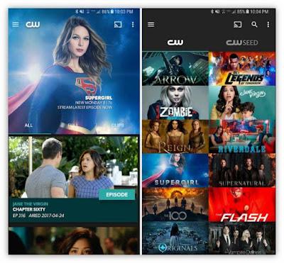 The CW App (Free)
