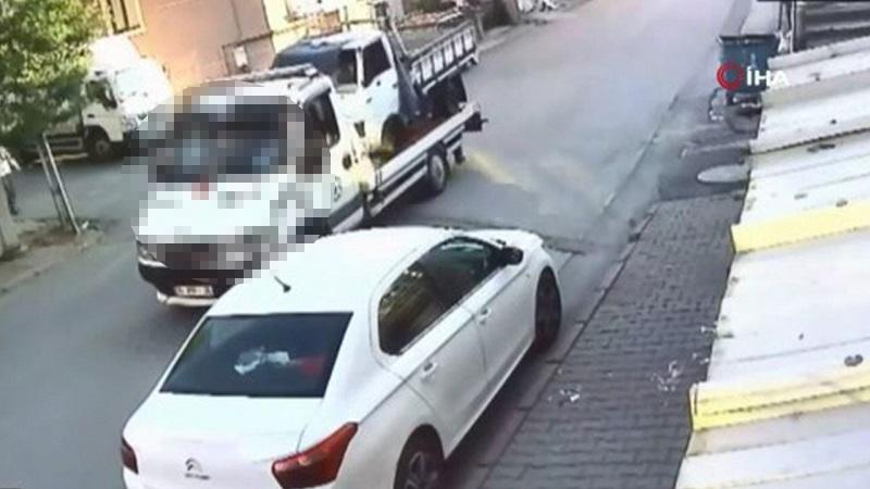 İlçenin kabusu olan araç hırsızları yakalandı