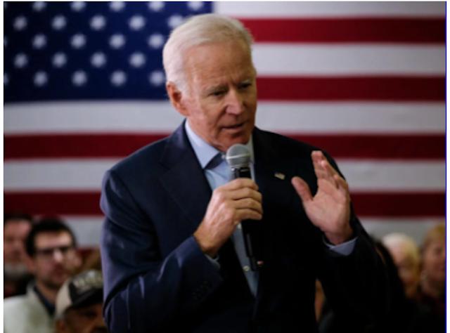 "U.S. President-elect Joe Biden advised by Anthony Fauci to get coronavirus vaccine ""earlier than later."""
