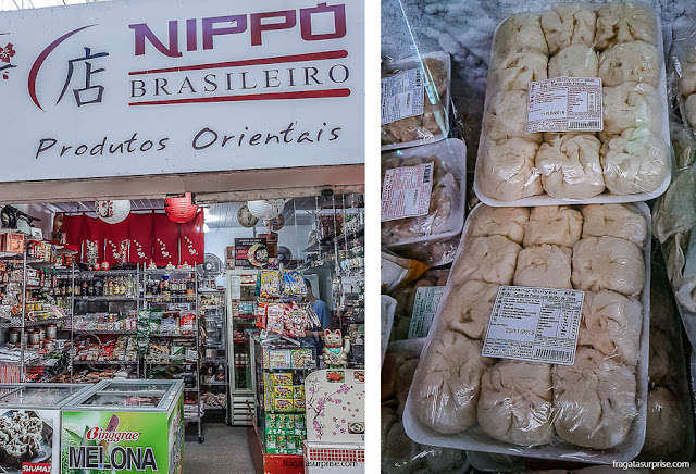 Empório Nipo Brasileiro da Ceasinha de Salvador