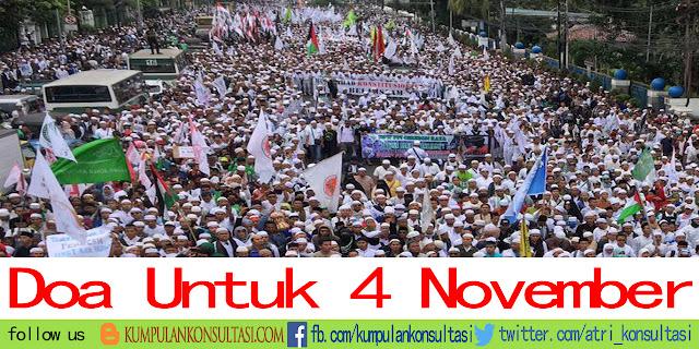 Doa Untuk 4 November #save_jakarta #hukum_penista_agama