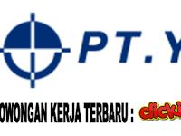 Lowongan Kerja Terbaru PT Yogya Presisi Tekniktama